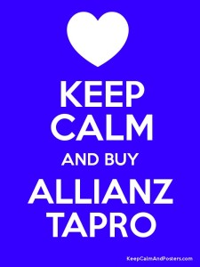 keep calm tapro